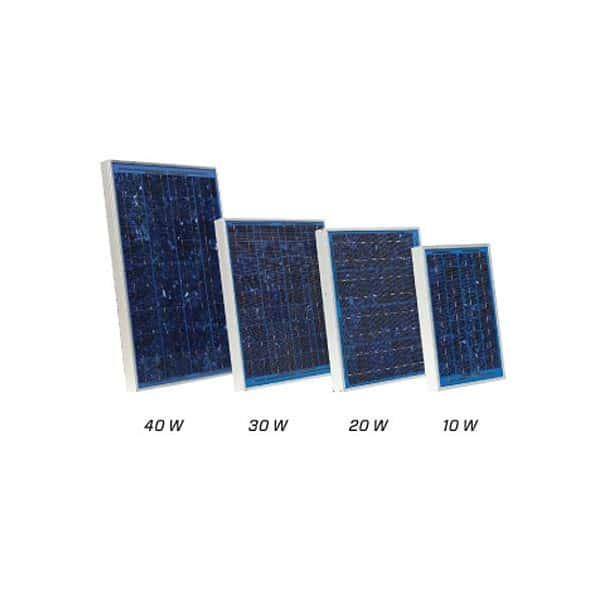 SpeedRite Solar Panel